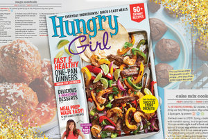 New Issue! Hungry Girl Magazine Is NOW Shipping!
