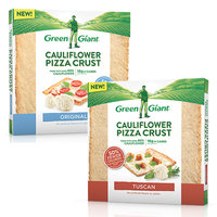 Most Likely to Succeed: Green Giant Cauliflower Pizza Crust
