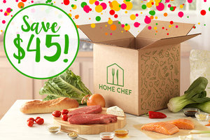 Home Chef: Biggest. Savings. EVER!