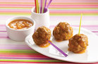 Hungry Girl's Healthy Fruity & Tangy Cocktail Meatballs Recipe
