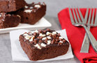 Hungry Girl's Healthy Winter Wonderland Brownies Recipe