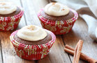 Hungry Girl's Healthy Gooey Gingerbread Cupcakes Recipe