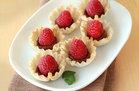 Hungry Girl's Healthy Raspberry Kiss Crunchettes Recipe