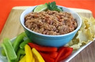 Hungry Girl's Healthy Turkey-rific Taco Bean Dip Recipe