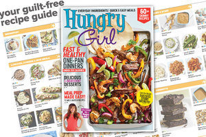 "IT'S HERE! Hungry Girl Magazine's ""New Year, YOU Year!"" Issue"