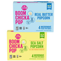 Angie's BOOMCHICKAPOP Microwave Fresh-Pop Bowls