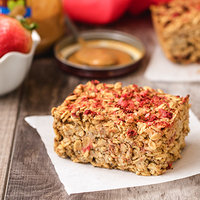 Hungry Girl's Healthy PB&J Oatmeal Bake Recipe