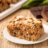 Hungry Girl's Healthy Chocolate Coconut Oatmeal Bake Recipe