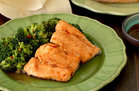 Hungry Girl's Healthy Thai Oh My Salmon & Broccoli Recipe