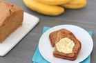 Hungry Girl's Healthy Buttery Banana Bread Toast Recipe