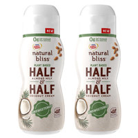 Coffee mate Natural Bliss Unsweetened Plant Based Half & Half