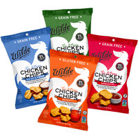 Wilde Brand Thin & Crispy Chicken Chips