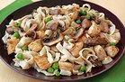 Healthy No-Noodle Pasta Swap Recipes: Chicken 'Bella Fettuccine Girlfredo
