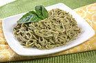 Healthy No-Noodle Pasta Swap Recipes: Simply the Pesto Spaghetti