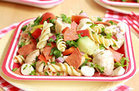 Hungry Girl's Healthy Veggie-Packed Antipasto Pasta Salad Recipe