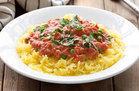 Healthy No-Noodle Pasta Swap Recipes: Spaghetti Squash alla Vodka