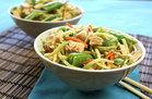 Healthy No-Noodle Pasta Swap Recipes: Spicy Thai-Style No-Cook Stir-Fry