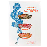 Trader Joe's Smoked Salmon Trio