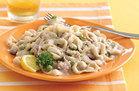 Healthy No-Noodle Pasta Swap Recipes: Rockin' Tuna Noodle Casserole