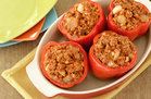 Hungry Girl's Healthy Sloppy Jane Stuffed Peppers Recipe