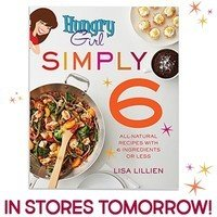 HG's BRAND-NEW COOKBOOK Hits Store Shelves Tomorrow!