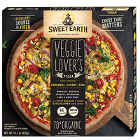 Sweet Earth Enlightened Foods Pizza