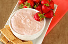 Hungry Girl's Healthy Strawberry Cheesecake Dream Dip Recipe