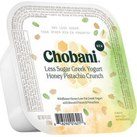 Chobani Less Sugar Greek Yogurt Crunch