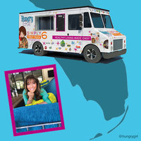 Meet Lisa THIS WEEK in Florida at the Simply 6 Treat Truck!