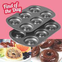 Amazon Find of the Day: Wilton Non-Stick 6-Cavity Donut Baking Pans