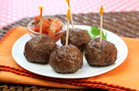 Hungry Girl's Healthy Taco Meatballs Recipe