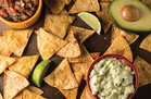 Hungry Girl's Healthy Crispy Crunchy Tortilla Chips Recipe
