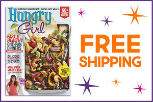 Last Chance to Get This Year's Hungry Girl Magazine!