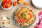 Hungry Girl's Healthy Layered Cheeseburger Dip Recipe
