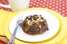 Hungry Girl's Healthy Snickers Cake Mug Recipe
