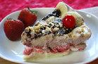 Hungry Girl's Healthy Banana Split Pie Recipe