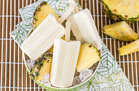 Hungry Girl's Healthy Tropical Fro Yo Pops Recipe