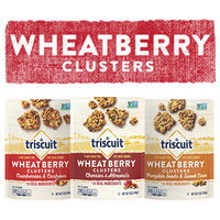 Triscuit Wheatberry Clusters