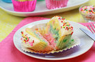 Hungry Girl's Healthy Tie-Dye-For Cupcakes Recipe