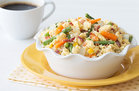 Hungry Girl's Healthy Cauliflower Fried Rice for Breakfast Recipe