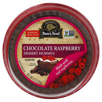 Boar's Head Chocolate Raspberry Dessert Hummus