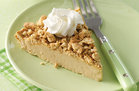 Hungry Girl's Healthy Freezy Downside-Up PB Dream Pie Recipe