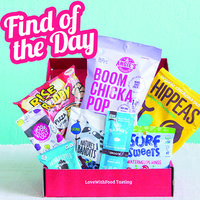 Mother's Day Gift Find: Love With Food Snack Subscription!