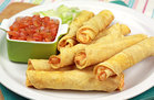 Hungry Girl's Healthy Two-Cheese Taquitos Recipe