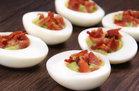 Hungry Girl's Healthy Bacon-Avocado Egg Bites Recipe