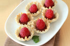 Hungry Girl's Healthy Raspberry Kiss Crunchettes Recipe