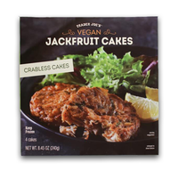 Trader Joe's Vegan Jackfruit Crabless Cakes
