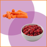 High-Fiber Fruits and Vegetables