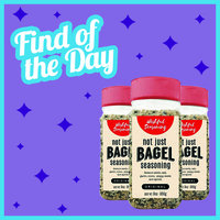 Amazon Find of the Day: Wishful Seasoning Original Not Just Bagel Seasoning