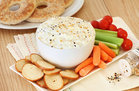 Hungry Girl's Healthy Everything Bagel Dip Recipe